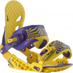 Gravity G2 yellow/violet 2011/2012
