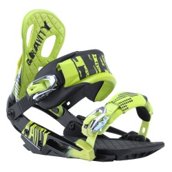 Gravity G3 black/green 2011/2012