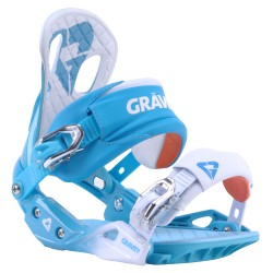 Gravity G3 Lady blue/white 2011/2012