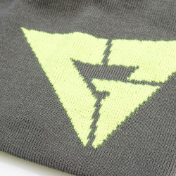 Gravity Logo Reversible grey/lime 2019/2020