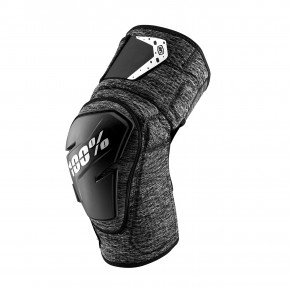 Go to the product 100% Fortis Knee Guard grey/heather black 2020