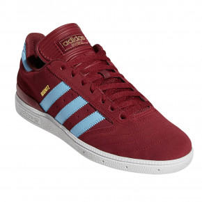 Go to the product Sneakers Adidas Busenitz collegiate burgundy/clblue/ftwrw 2019