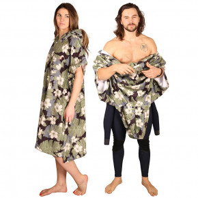 Go to the product Poncho After Hawaiian hibiscus 2019