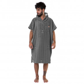 Go to the product Poncho After Oversized Waves black 2019
