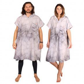 Go to the product Poncho After Quiver light grey 2019