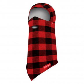 Go to the product Balaclava Airhole Balaclava Hinge Drytech red buffalo 2019/2020