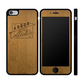 Go to the product Phone case Arbor Arrow Badge Galaxy S6 bamboo 2017/2018