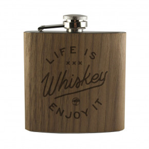 Go to the product Arbor Life Is Whiskey walnut 2017/2018