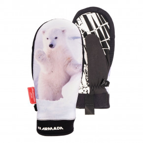 Go to the product Gloves Armada Wms Carmel Mitt polar cub 2019/2020