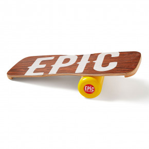 Przejść do produktu Balance board komplet Epic Wood Series blow 2020
