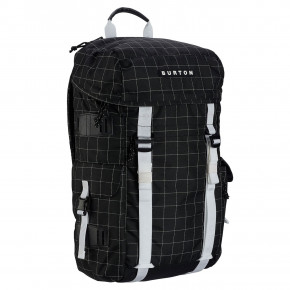Go to the product Backpack Burton Annex true black oversized ripstop 2019/2020