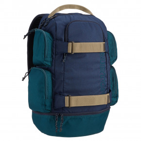 Go to the product Backpack Burton Distortion dress blue heather 2019/2020
