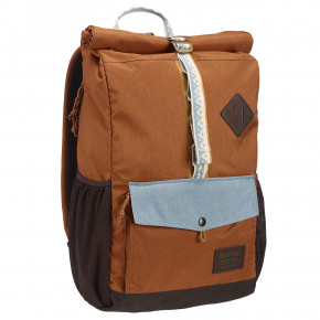 Go to the product Backpack Burton Export caramel cafe heather 2019
