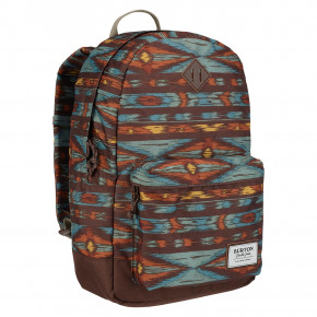 Go to the product Backpack Burton Kettle painted ikat print 2018