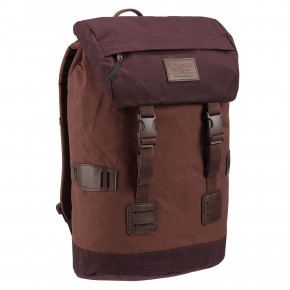 Go to the product Backpack Burton Tinder cocoa brown waxed canvas 2018/2019