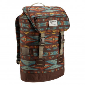 Go to the product Backpack Burton Tinder painted ikat print 2018