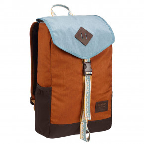 Go to the product Backpack Burton Westfall caramel cafe heather 2019