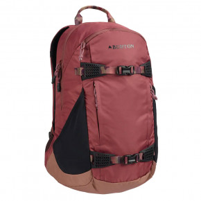 Go to the product Snowboard backpack Burton Wms Day Hiker 25L rose brown flt satin 2018/2019