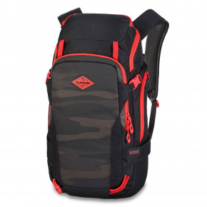 Go to the product Snowboard backpack Dakine Team Heli Pro 24L sammy carlson 2018/2019