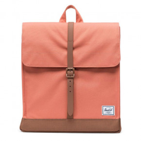 Go to the product Backpack Herschel City Mid apricot brandy/saddle brown 2019