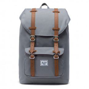 Go to the product Backpack Herschel Little America Mid grey/tan 2019