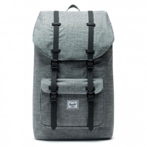 Go to the product Backpack Herschel Little America raven crosshatch/black 2019