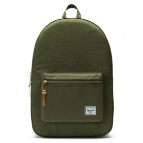 Go to the product Backpack Herschel Settlement olive night crosshatch/olive nig 2019