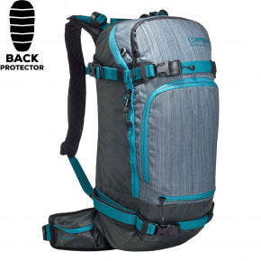 Go to the product Snowboard backpack Amplifi Backcountry 21L ultramarine 2018/2019