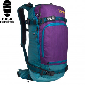 Go to the product Snowboard backpack Amplifi Backcountry 21L ultraviolet 2018/2019