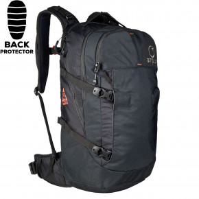Go to the product Snowboard backpack Amplifi BC28 Safeguard stealth black 2019/2020