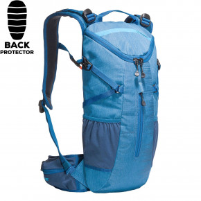 Go to the product Snowboard backpack Amplifi Hexpack 18L deep blue 2018/2019