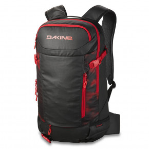 Go to the product Snowboard backpack Dakine Team Heli Pro 24L sammy carlson camo 2020/2021