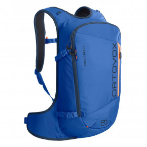 Go to the product Snowboard backpack Ortovox Cross Rider 22 just blue 2020/2021
