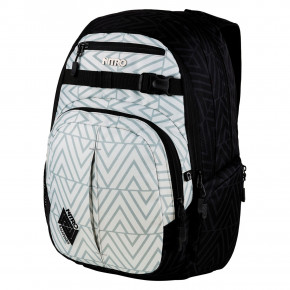 Go to the product Backpack Nitro Chase diamond grey 2019/2020