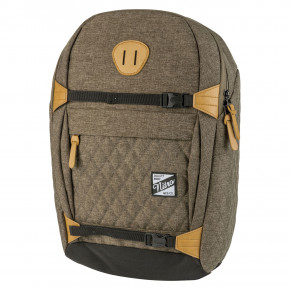 Go to the product Backpack Nitro Nyc burnt olive 2018