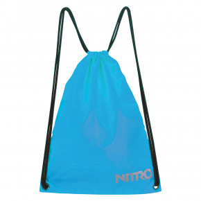 Go to the product Cinch bag Nitro Sport Sack acid blue 2019