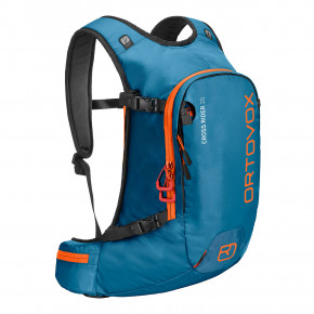Go to the product Snowboard backpack Ortovox Cross Rider 20 blue sea 2018/2019