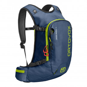 Go to the product Snowboard backpack Ortovox Cross Rider 20 night blue 2018/2019