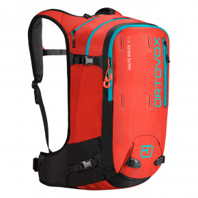 Go to the product Snowboard backpack Ortovox Haute Route 30 S hot coral 2018/2019