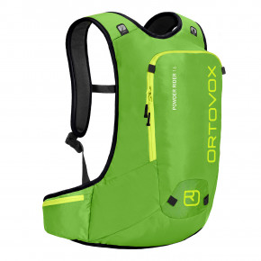 Go to the product Snowboard backpack Ortovox Powder Rider 16 matcha green 2018/2019
