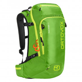 Go to the product Snowboard backpack Ortovox Tour Rider 30 matcha green 2019/2020
