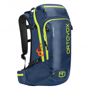 Go to the product Snowboard backpack Ortovox Tour Rider 30 night blue 2019/2020
