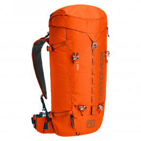 Go to the product Snowboard backpack Ortovox Trad 35 crazy orange 2018/2019