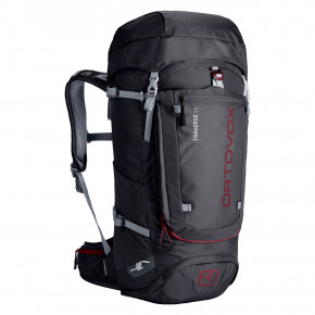 Go to the product Snowboard backpack Ortovox Traverse 40 black raven 2018/2019