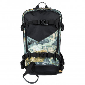 Go to the product Snowboard backpack Quiksilver Oxydized 16L grape leaf/tanenbaum 2018/2019