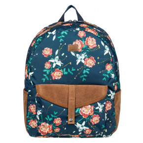 Go to the product Backpack Roxy Carribean dress blue garden lily 2019