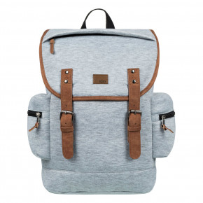 Go to the product Backpack Roxy Free For Sun Fleece heritage heather 2018