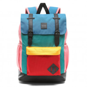 Go to the product Backpack Vans Crosstown strawberry pink/blue sapphire 2019
