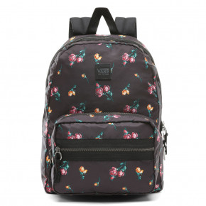 Go to the product Backpack Vans Distinction II satin floral 2019