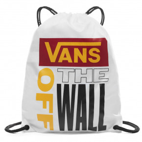 Go to the product Backpack Vans League Bench white/rumba red 2019